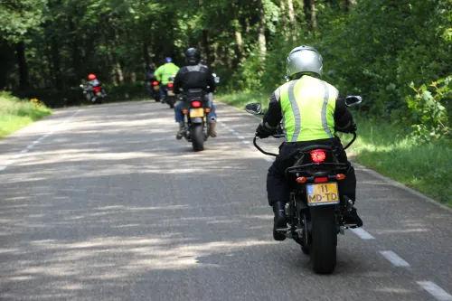 Motorrijbewijspoint Geleen motor lesplan